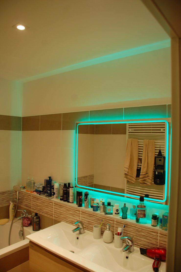 Osvětlené Zrcadlo Do Koupelny Návrhy A Dodávky Osvětlení
