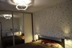 Osvětlení ložnice a rodinného domu – Praha