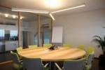 Osvětlení zasedací místnosti pomocí leddiod