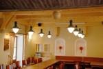 Osvětlení salonku a školicí místnosti
